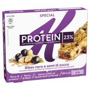 Barritas proteina grosellas- semillas special k 112g