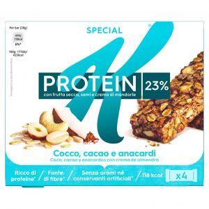 Bariita proteina choco-coco special k 112g