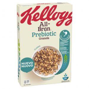 Cereales all bran prebiotic kelloggs 380gr