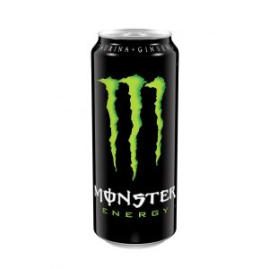 Bebida energ green  monster lata 50cl