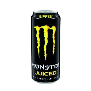 Bebida energ ripper  monster lata 50cl