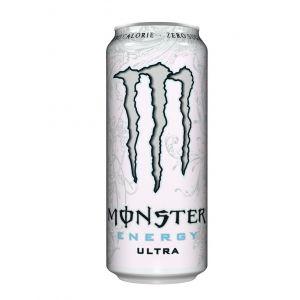Bebida energ white  monster lata 50cl