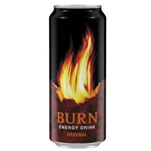 Bebida energ   burn lata 50cl