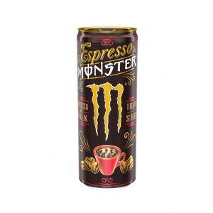 Café espresso cream monster 250 ml
