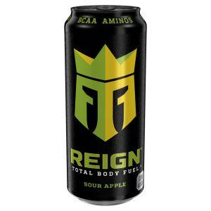 Bebida deportiva manz agria reign lata 500ml