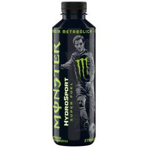 Bebida hydro sport striker monster lata 650ml