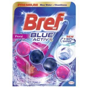 Limpiador wc blue activ floral bref 50 gr