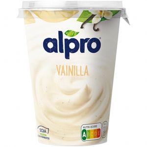 Yogur big pot vainilla alpro 500gr