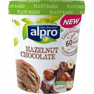 Helado avellana chocolate alpro tarrina 340gr