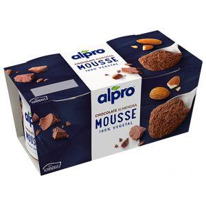 Mousse choc y almend alpro p-2x 70gr