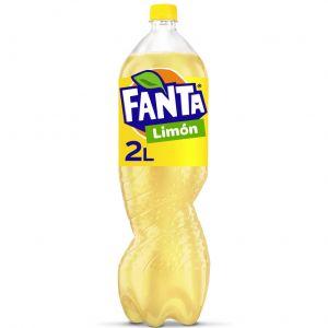 Refresco  limon fanta pet 2l
