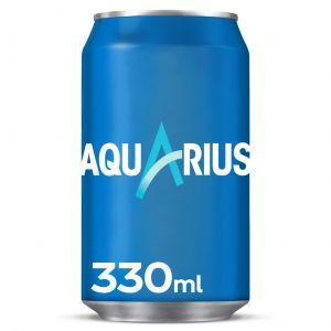 Bebida isot.  limon aquarius lata 33cl