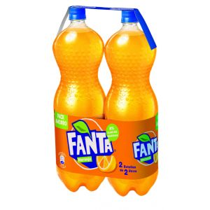 Refresco  naranja kas pet p-2 2l