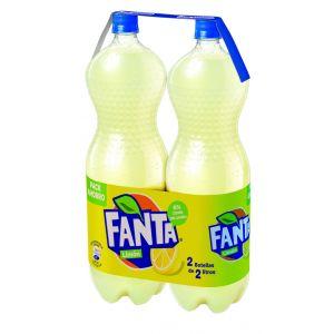 Refresco  limon fanta pet p-2 2l