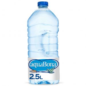 Agua mineral  aquabona pet 2,5l