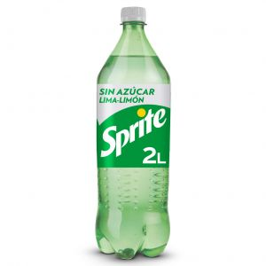 Refresco zero lima-limon sprite pet 2l