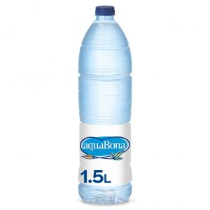 Agua mineral  aquabona pet 1,5l