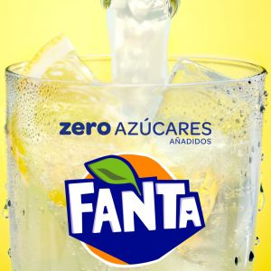 Refresco zero limon fanta lata 33cl