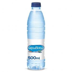 Agua mineral  aquabona pet 50cl fria
