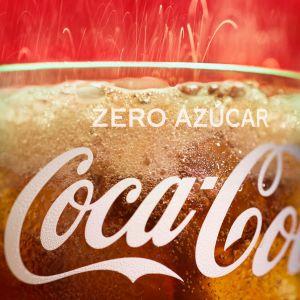 Refresco zero cola coca cola  pet 50cl