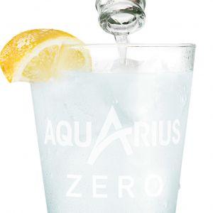 Bebida isot. zero limon aquarius lata 33cl