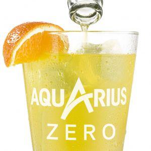 Bebida isot. zero naranja aquarius lata 33cl