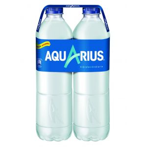 Bebida isot.  limon aquarius pet p-2 1,5l