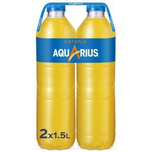 Bebida isot.  naranja aquarius pet p-2 1,5l