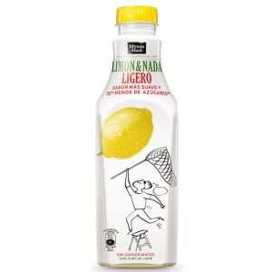 Refresco limon nada original  m. maid  pet  1l