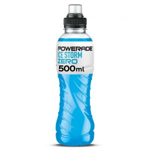 Bebida dpert ice zero  powerade pet 50cl
