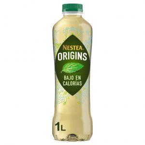 Te verde con menta nestea origins pet 1l