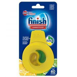 Ambientador para lavavajillas aroma lima-limón finish