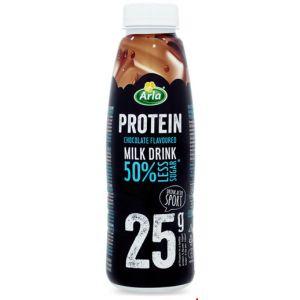 Batido proteico chocolate arla botella 500ml