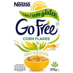 Cereales sin gluten corn flake nestle 375g