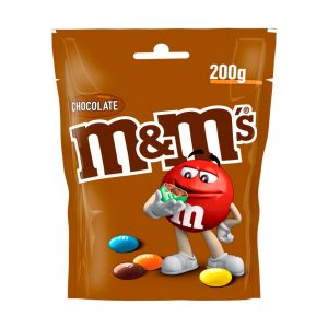 Grageas chocolate m-m s pouch 200gr
