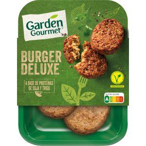 Burguer deluxe garden gourmet 180 gr
