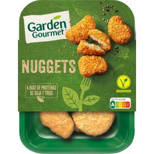 Nuggets garden gourmet 200 gr