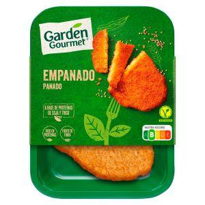 Empanado garden gourmet 180g
