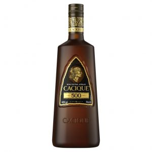 Ron cacique 500 botella 70cl
