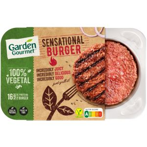 Burguer incredible garden gourmet  226g