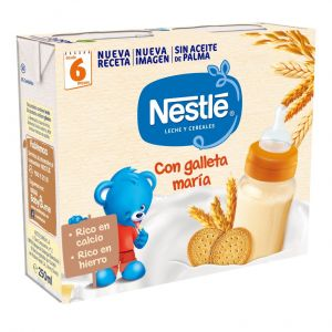 Papilla liq galleta nestle  p2x500g