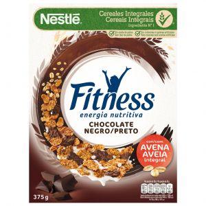 Cereales con chocolate negro nestle fitness 375g