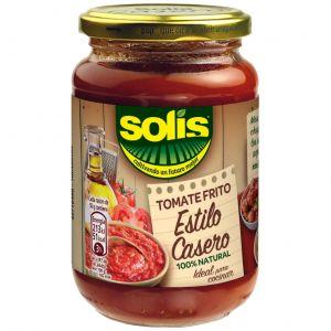 Tomate frito casero solis 350 gr