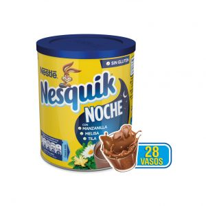 Cacao instantaneo noche nesquik 400g