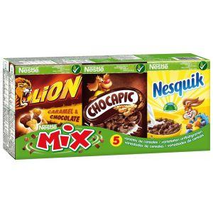 Cereales multipack 5 variante nestle 190gr