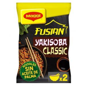 Pasta oriental yakisoba clasic maggi 120g
