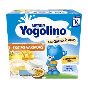Postre lacteo  fruta iogolino  p4x400g