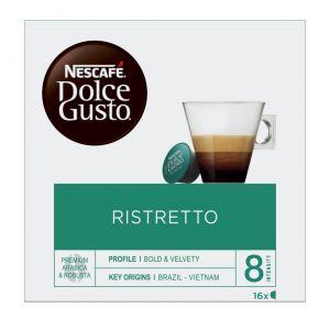 Cafe en capsulas ristretto dolce gusto 16 capsulas