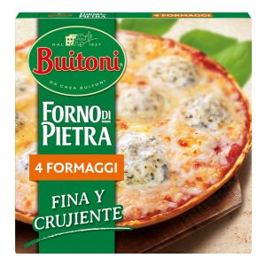 Pizza 4 quesos buitoni 350g