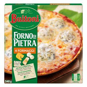 Pizza 4 quesos buitoni 350g